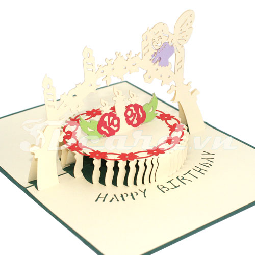 Gifts Crafts Birthday Cake 1 3d Card Handmade Card Birthday