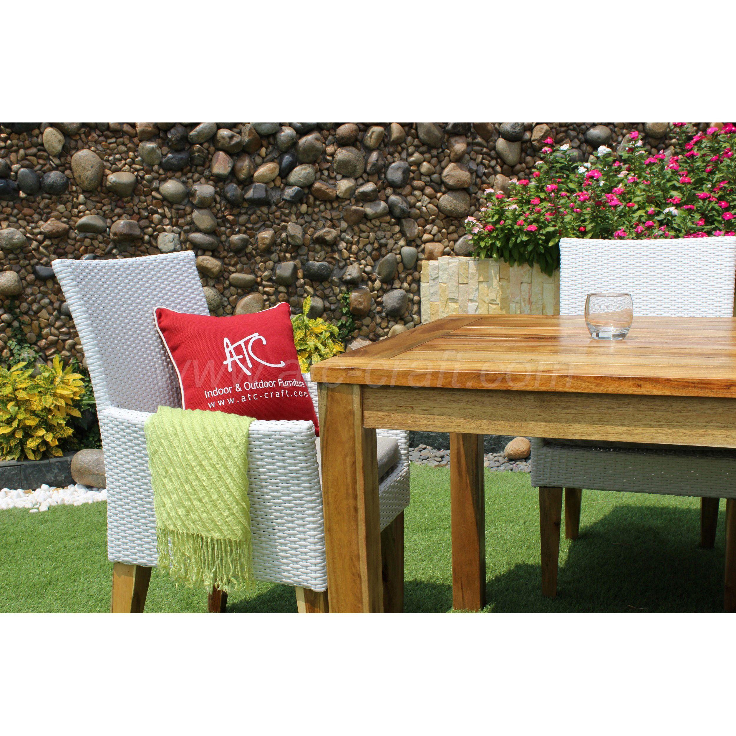 polyrattan sthle amazing daonanba combine style garden. Black Bedroom Furniture Sets. Home Design Ideas